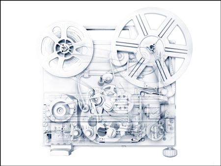 450x338 30 Best Film Projector Images On Projectors, Cinema