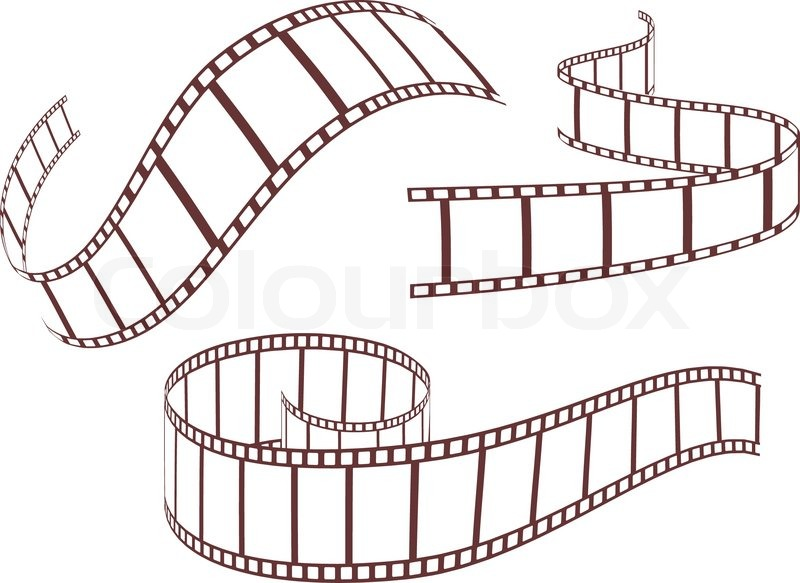 800x583 Roll, Vector, Film Stock Vector Colourbox