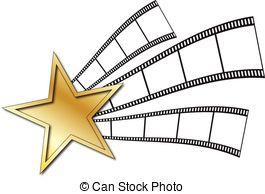 265x194 Film Strip Vector Illustration