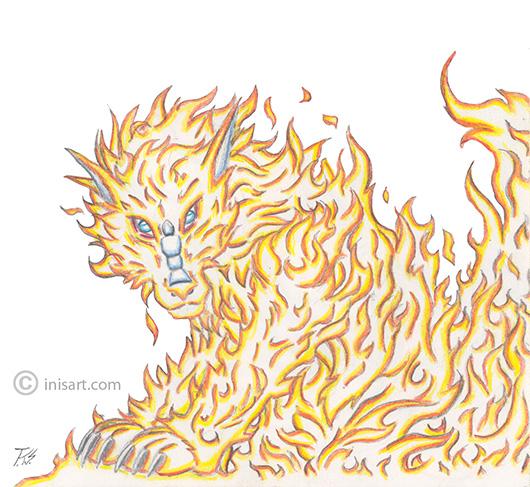 530x487 Dragon Fire Flame
