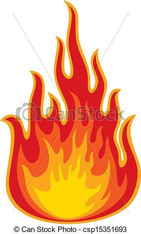 284x470 Fire (Flame) Eps Vectors