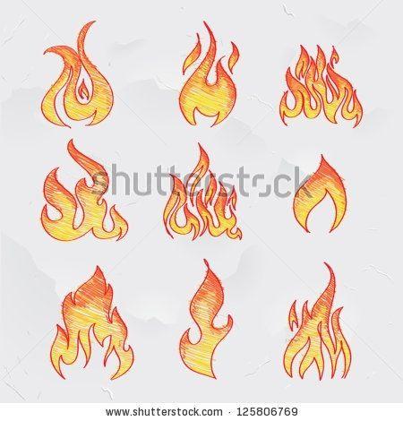 450x470 Fire Drawing Drawings Fire Drawing, Drawings