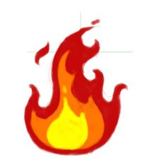 236x236 How To Draw A Flame Project Confirmation Program