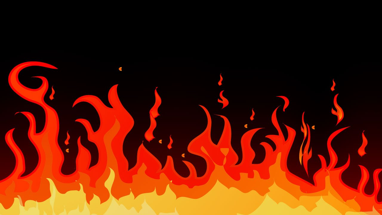 1280x720 How To Draw A Fire In Adobe Illustrator Lessons Adobe