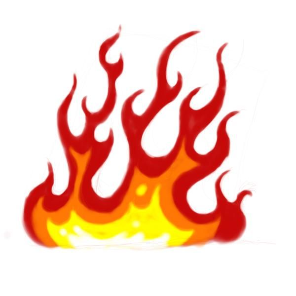 600x600 Flame designs to color If You Liked The Tutorial We Ask You