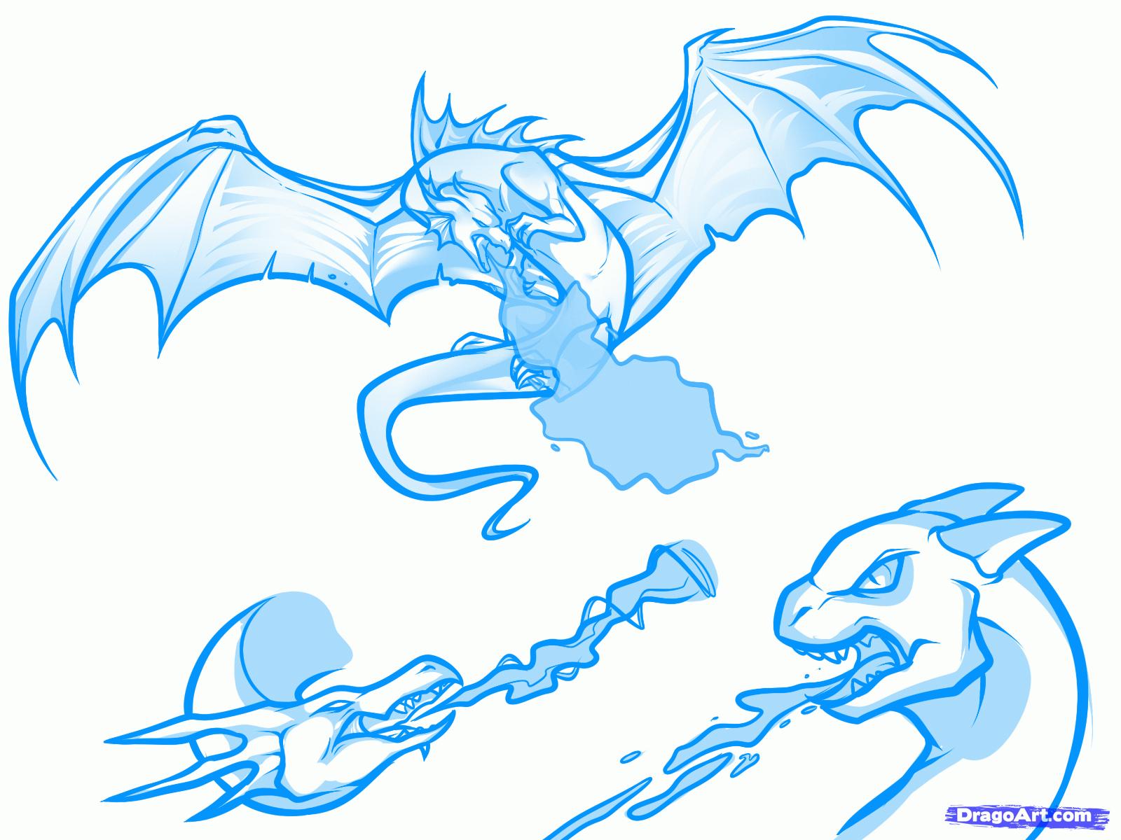 1600x1200 Dragon Breathing Fire Drawing Easy Fire Breathing Dragon Drawings