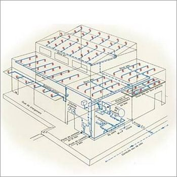 350x350 Fire Fighting Sprinkler Systems Manufacturer, Fire Fighting