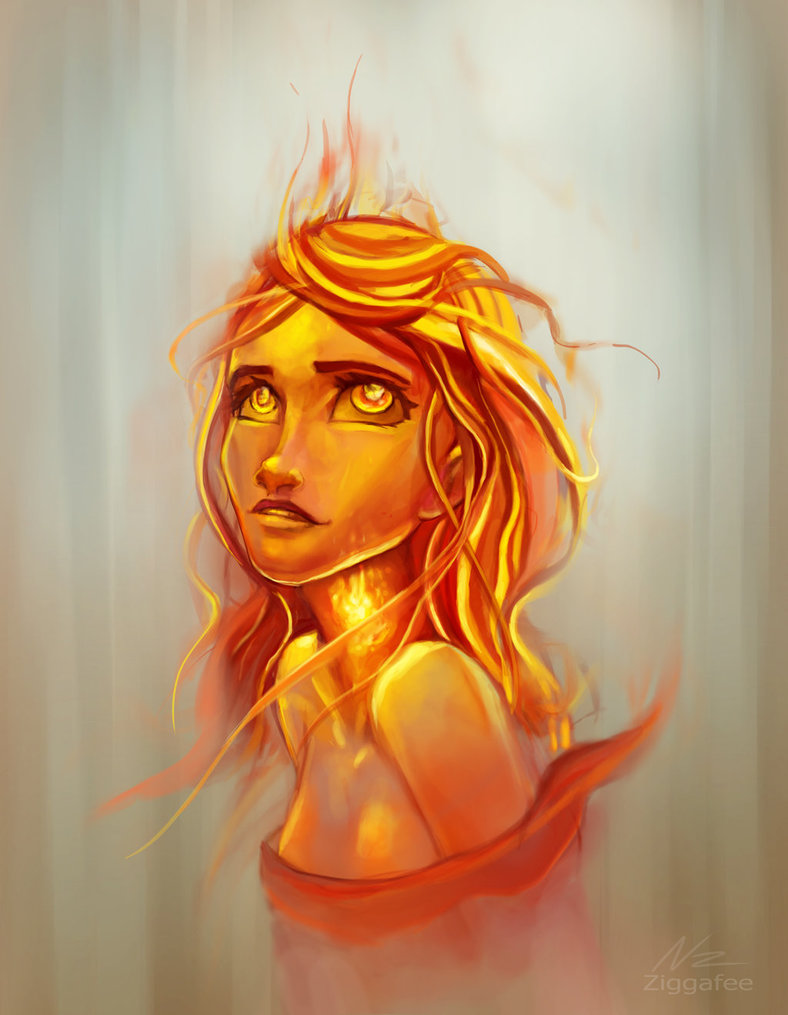 Fire Girl Drawing at GetDrawings.com | Free for personal use Fire ... for Girl Holding Fire Drawing  585ifm