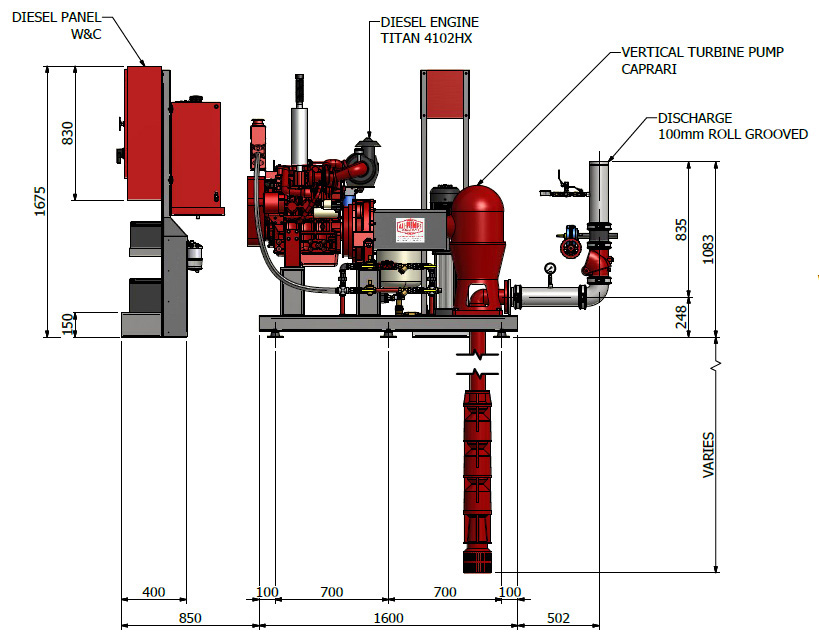 819x632 Fire Hydrant Systems All Pumps