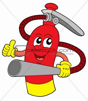 297x340 Image 1065139 Extinguisher Vector Illustration From Crestock