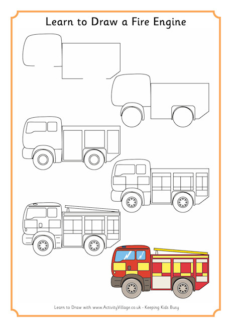 460x650 Learn To Draw Transport
