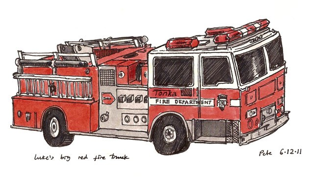 630x367 Fire Truck Petescully