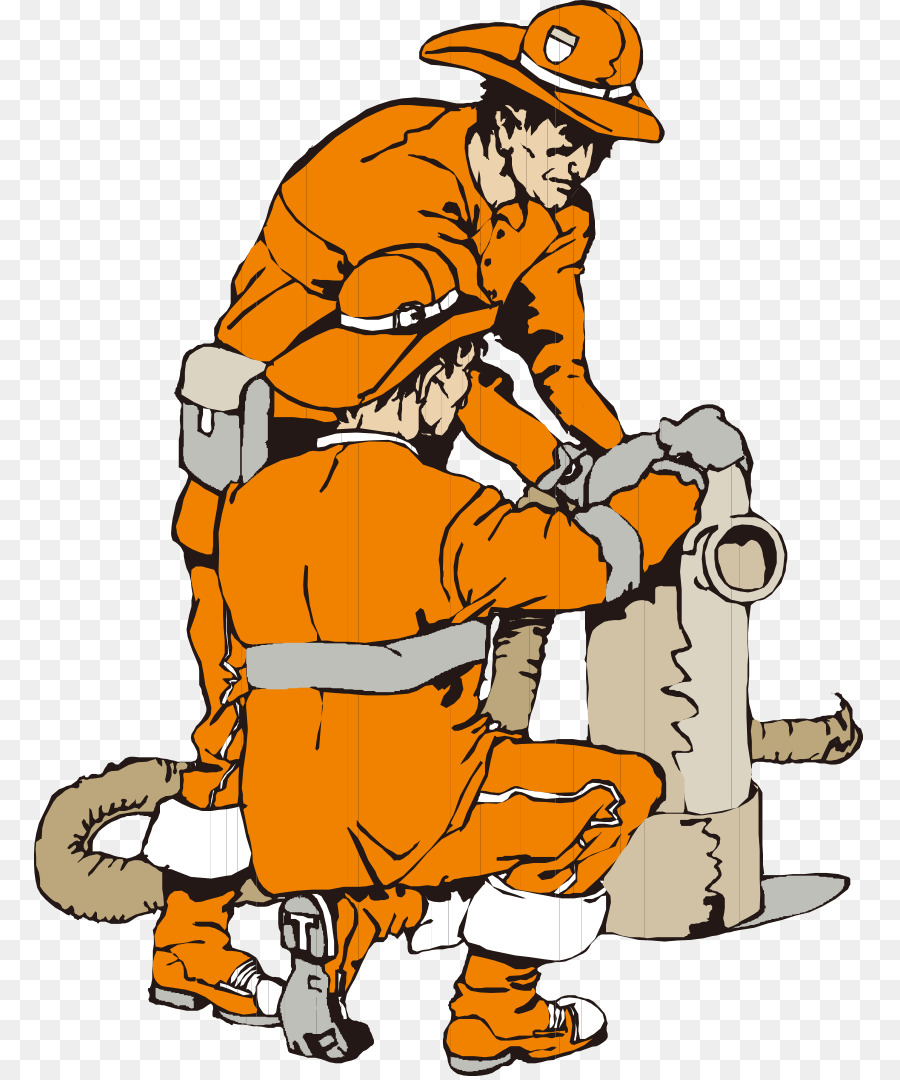 900x1080 Firefighter Firefighting Drawing