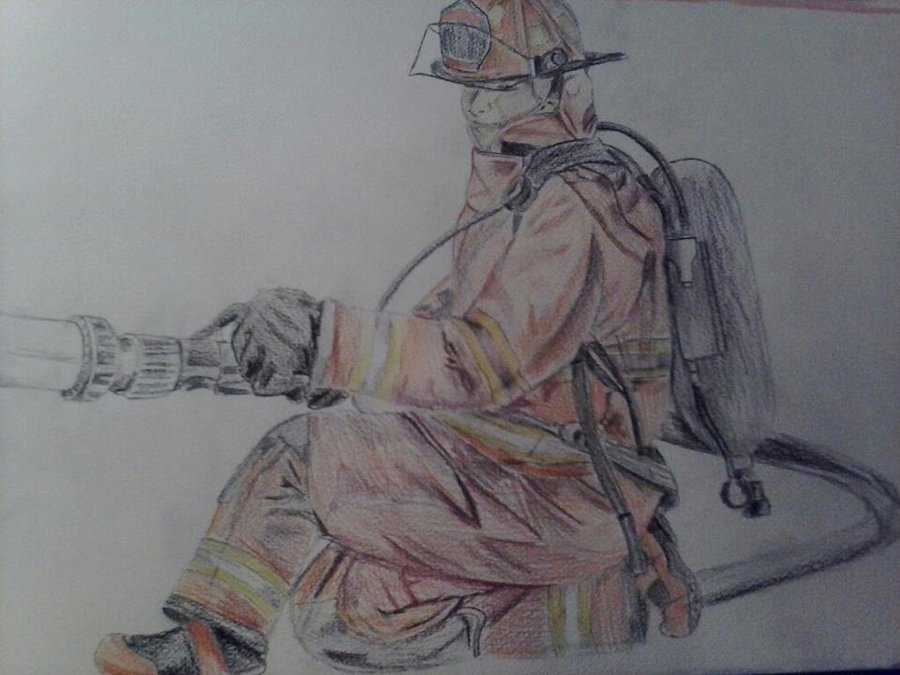 900x675 Firefighter By Ncis413