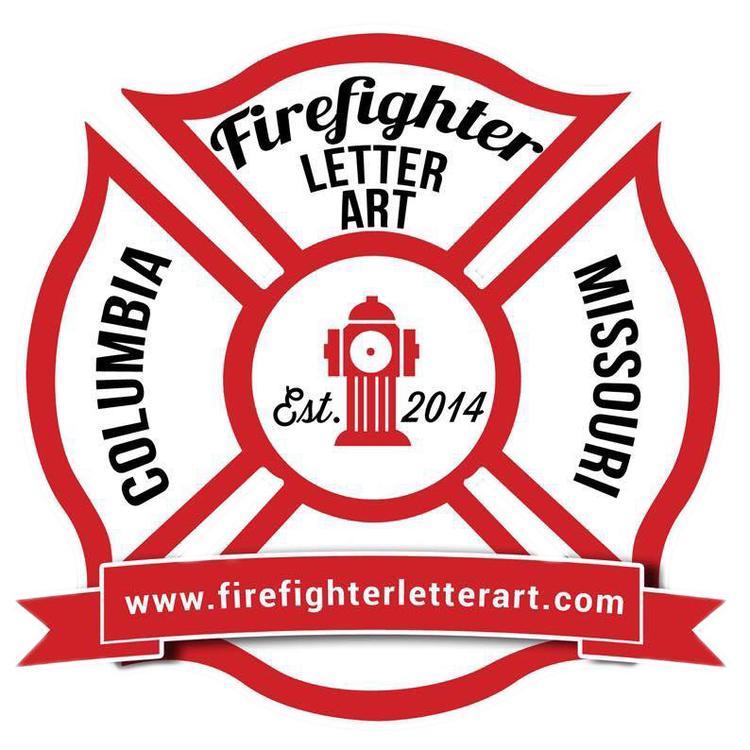 750x750 Original Patent Drawing Fire Helmet Firefighter Letter Art