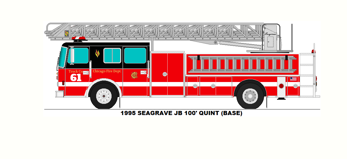 1176x539 Chicago Fire Department Truck 61 By Usfirefighter11