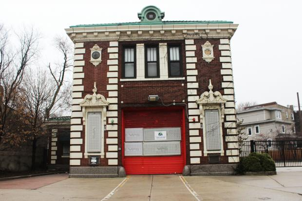 620x413 Ridge Avenue Firehouse To Be Sold To Chicago Filmmakers