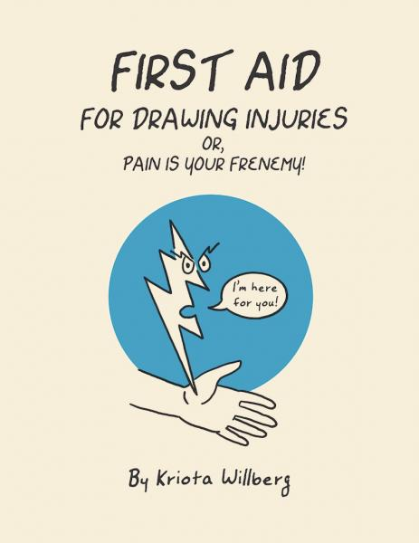 463x600 First Aid For Drawing Injuries Graphic Medicine