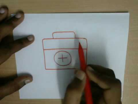 480x360 How To Draw A First Aid Easy Step By Step Drawing For Kids