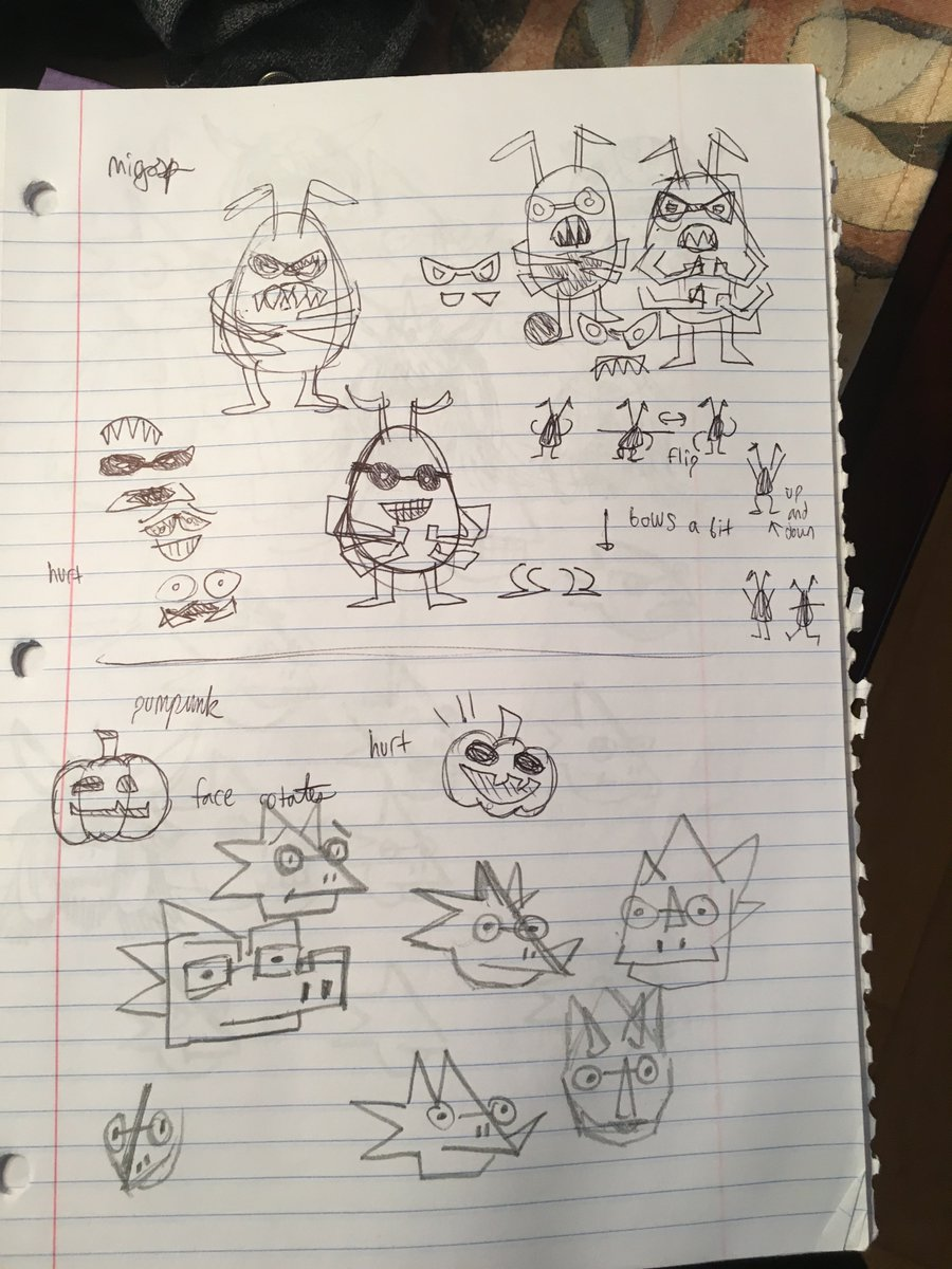 900x1200 Tobyfox On Twitter The First Drawings Of Dr. Alphys, Asgore,