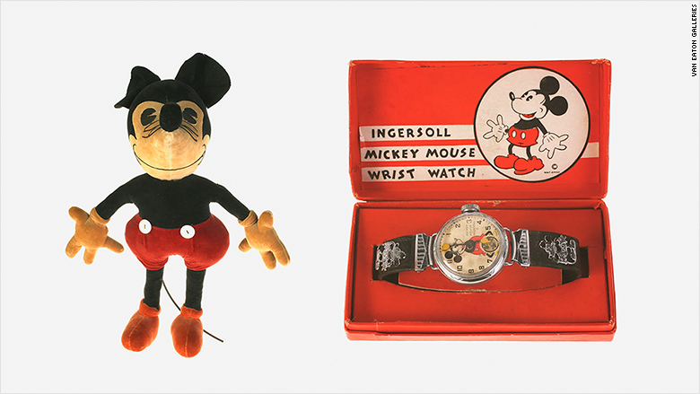 780x439 Mouse Artifacts From The Dawn Of Disney Are Up For Auction