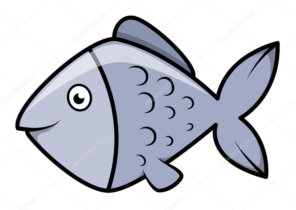 Line Art Of Fish : Fish cartoon drawing at getdrawings.com free for personal use