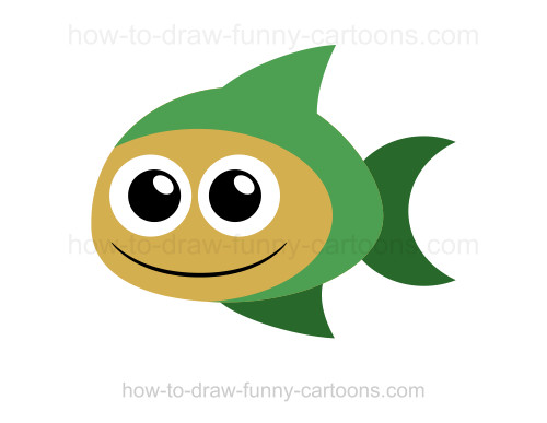 500x387 To Draw A Fish