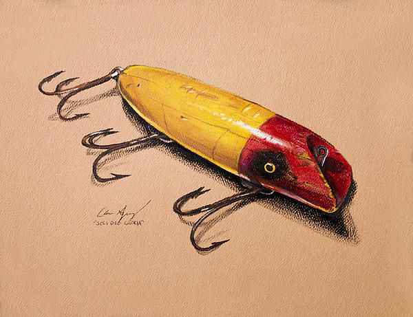 600x461 Fishing Lure