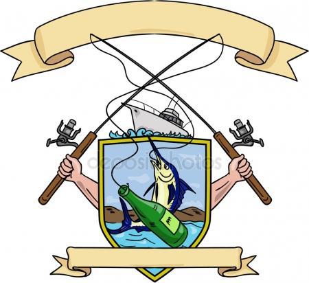 450x412 Fishing Rod Stock Vectors, Royalty Free Fishing Rod Illustrations