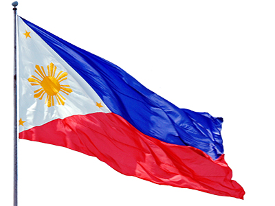 400x300 Philippines Flag (National Flag Of Philippines)