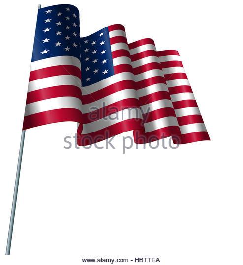 494x540 American Flag Waving Stock Photos Amp American Flag Waving Stock