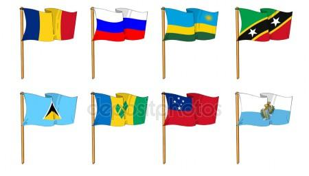 450x256 Russian Flag Drawing Stock Photo Marinini