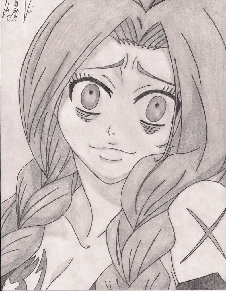 788x1014 Flare Corona Drawing 5 By Cheshire Kitteh