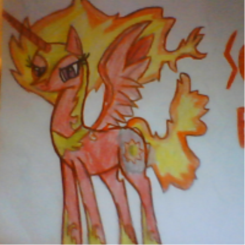 480x480 Solar Flare Images My Drawing Of Me! Wallpaper And Background