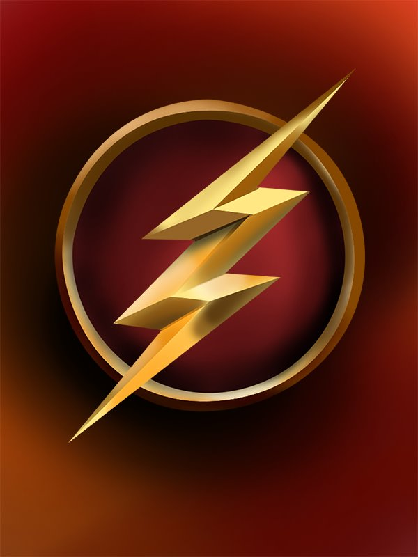 600x800 Learn How To Draw The Flash Symbol (The Flash) Step By Step