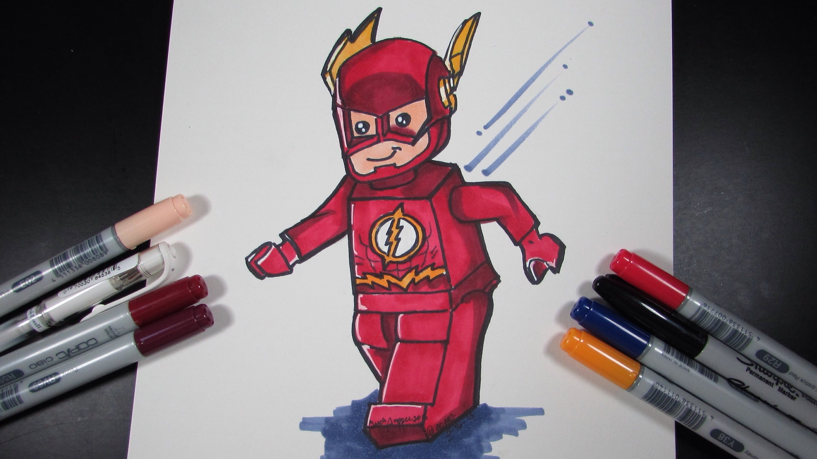 2732x1536 How To Draw Flash