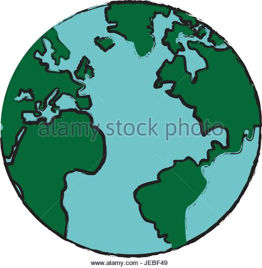 527x540 Flat Earth Drawing Stock Photos Amp Flat Earth Drawing Stock Images
