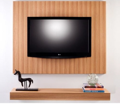 400x346 Tv Stand Wall Mounted Tv Stands For Flat Screens ( 19 Of 50 Photos)