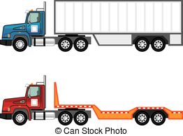 262x194 Truck Flatbed. Flatbed Truck Available Eps 10 Separated By