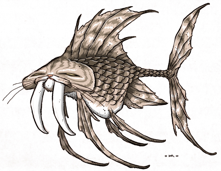 flathead catfish drawing at getdrawings com free for personal use