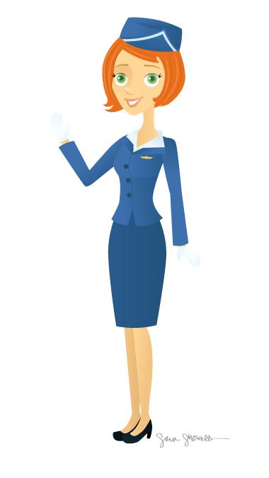 380x675 Flight Attendant Ideas For The House Flight