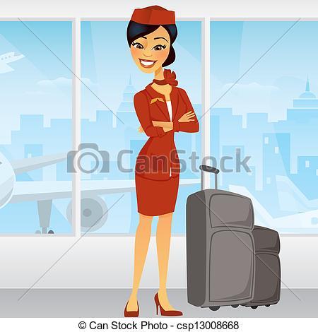 450x470 Pretty Asian Flight Attendant In Ai. Pretty Asian Flight Clip