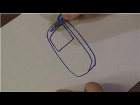 480x360 Drawing Lessons Step By Step Instructions On How To Draw A Cell