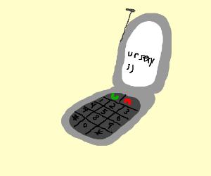 300x250 Sexting On A Flip Phone