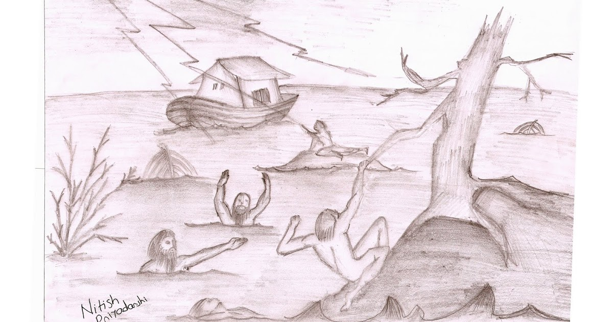 1200x630 Environment And Geology Concept Of The Ancient Floods