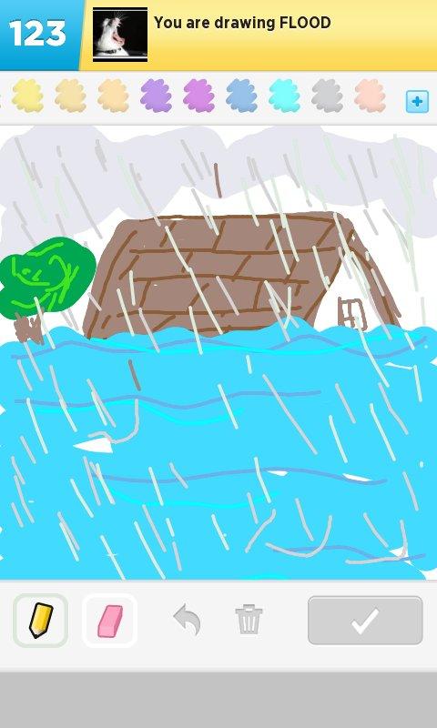 480x800 Flood Drawings