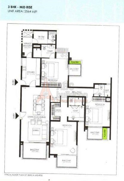 415x605 Ireo Victory Valley Floor Plan