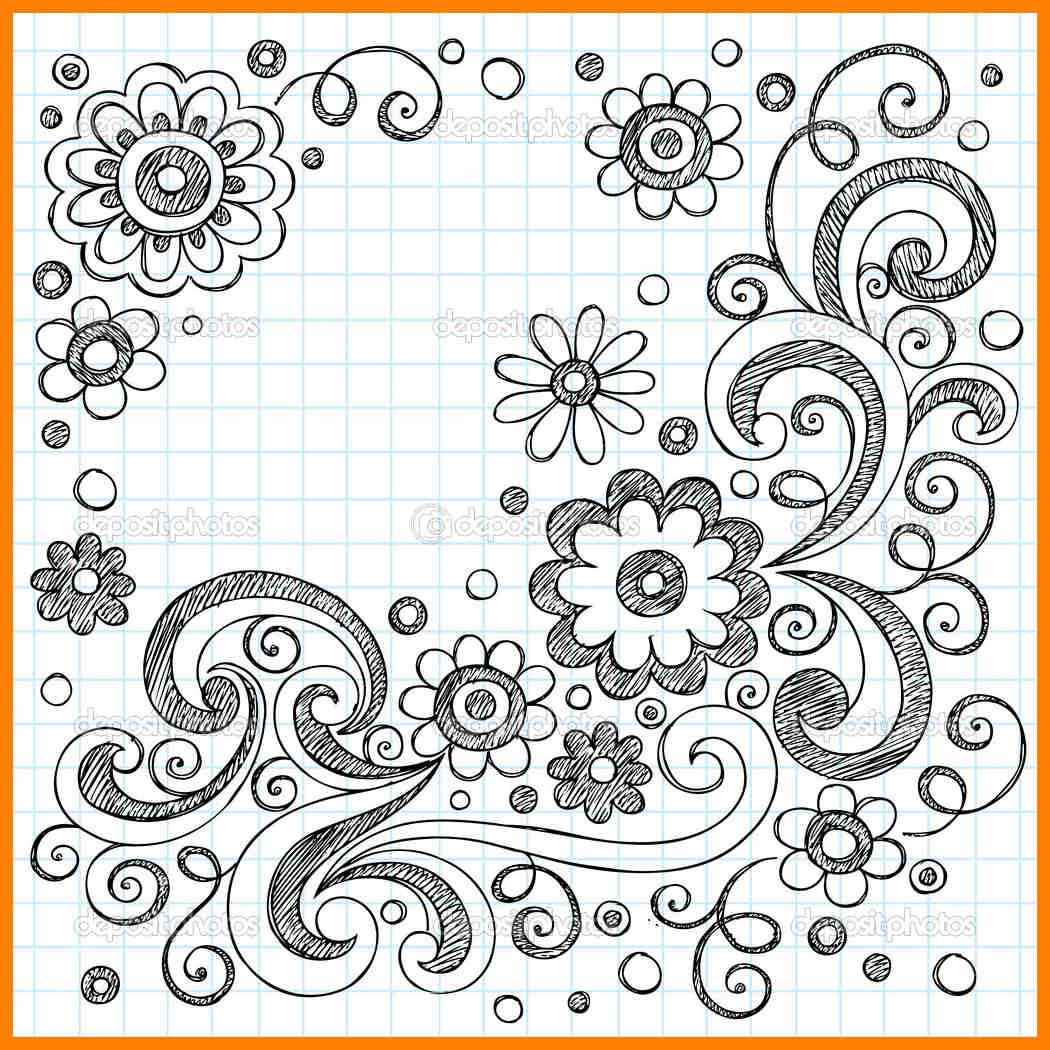 1050x1050 Cute Drawing Designs Pictures Cute Simple Designs To Draw