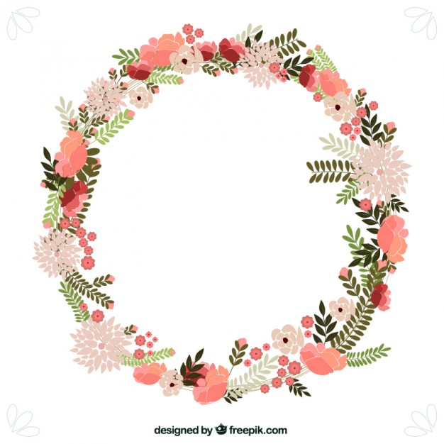626x626 Wreath Vectors Photos And PSD Files Free Download