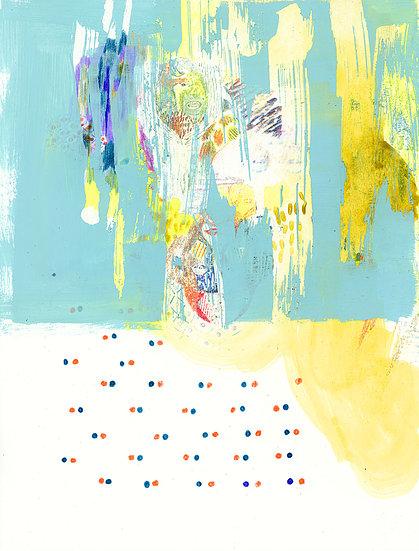 419x551 Online Art Gallery Curatorial Hub Mark Allen, Florida Drawing